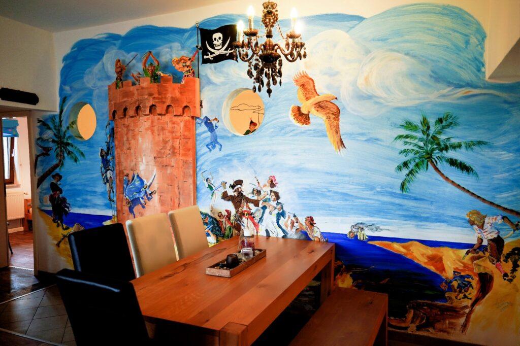 piratenwohnung habernis 1  Piraten Wohnung