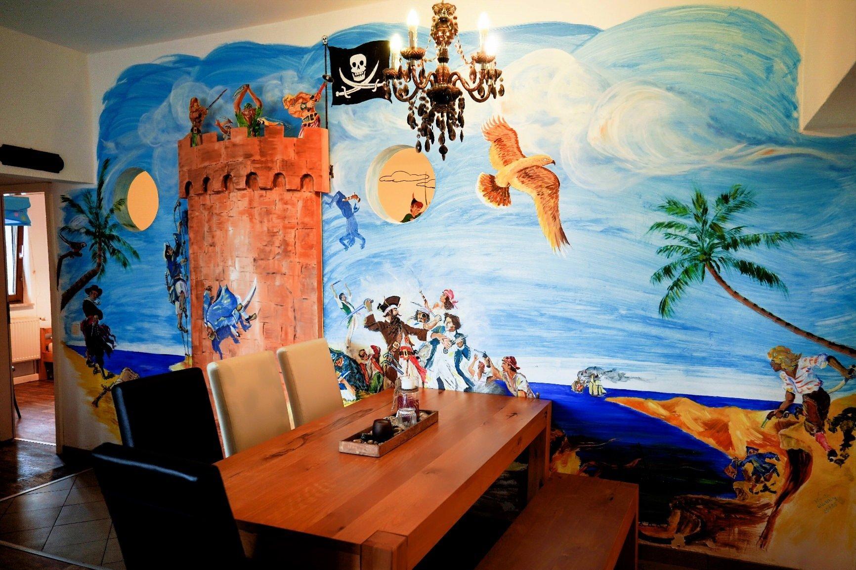 piratenwohnung habernis 1  Der Lindenhof