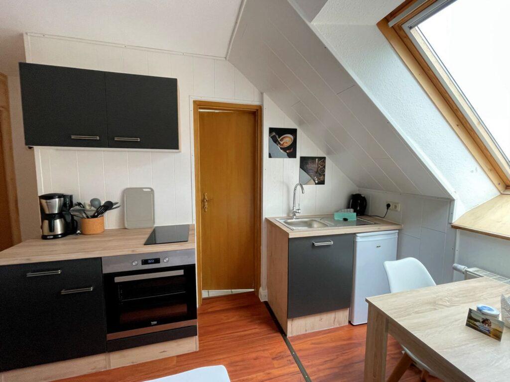 1 zimmer apartment 2 1-Zimmer Appartement