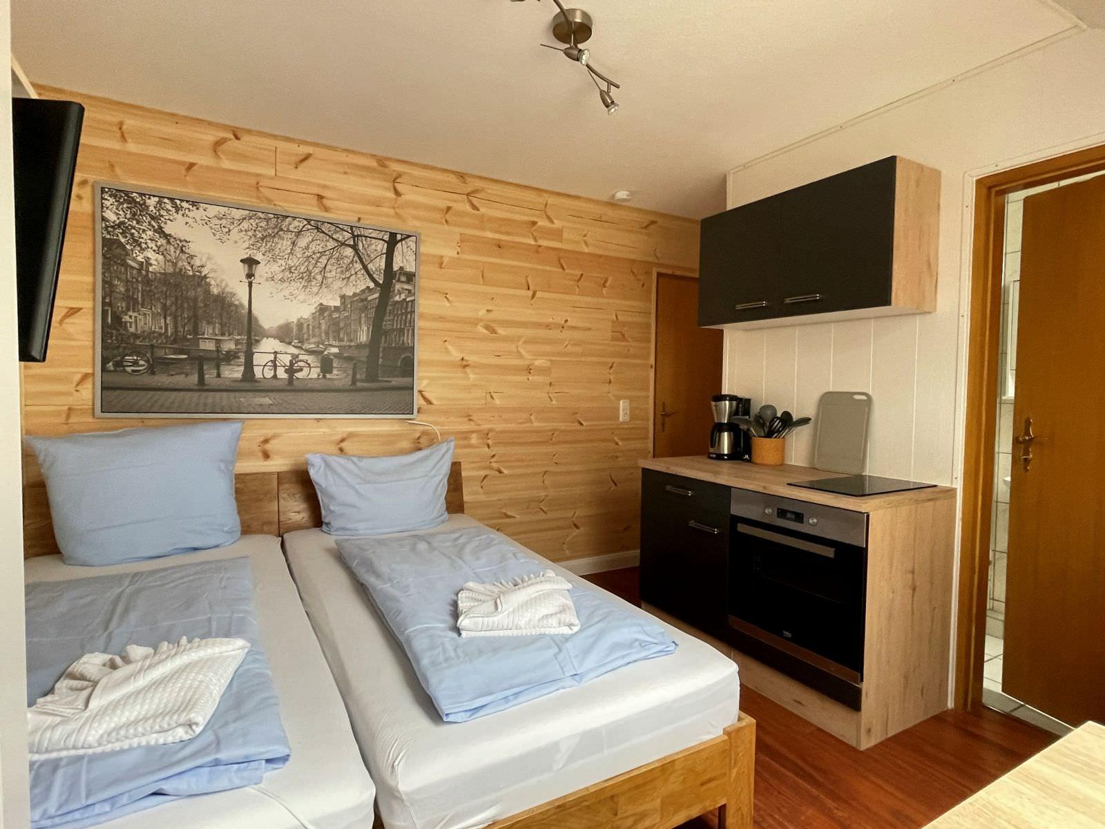 1 zimmer apartment 3 Der Lindenhof